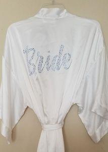 Bride's robe OS Victoria's Secret NWT